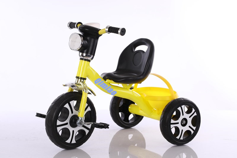 strong frame Baby Tricycle, Iron kids tricycle,