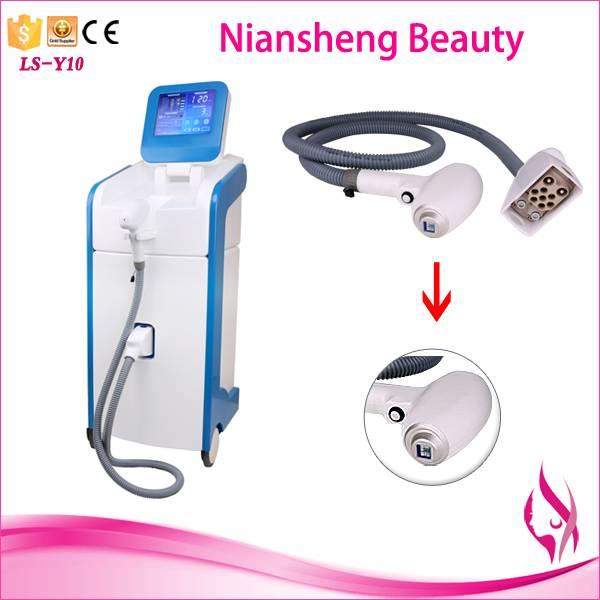 Niansheng Professional 808nm Diode Permanent Laser Hair Removal  machine