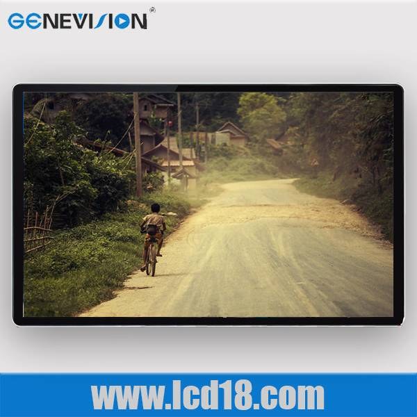 55 inch Wall-Mount Android Wifi Advertising Player
