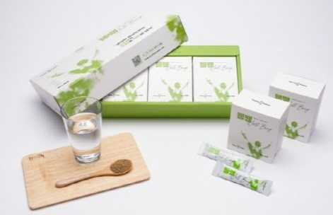 Well Bang_edible insect including protein & minerals for elderly people