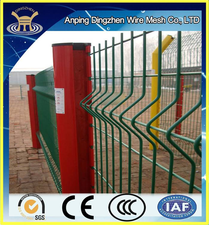 High Quality Metal Fence Supplier / Best Selling Cheap Metal Fence Price