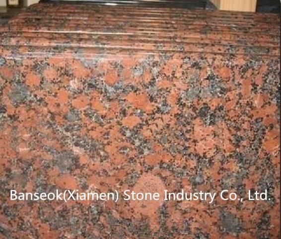 China Baltic Red Granite,Cheap China Granite