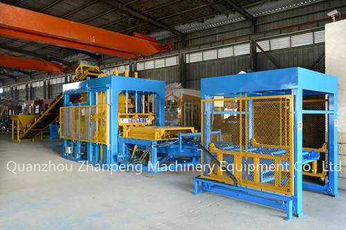 Fully-automatic Germany technology Brick Machine