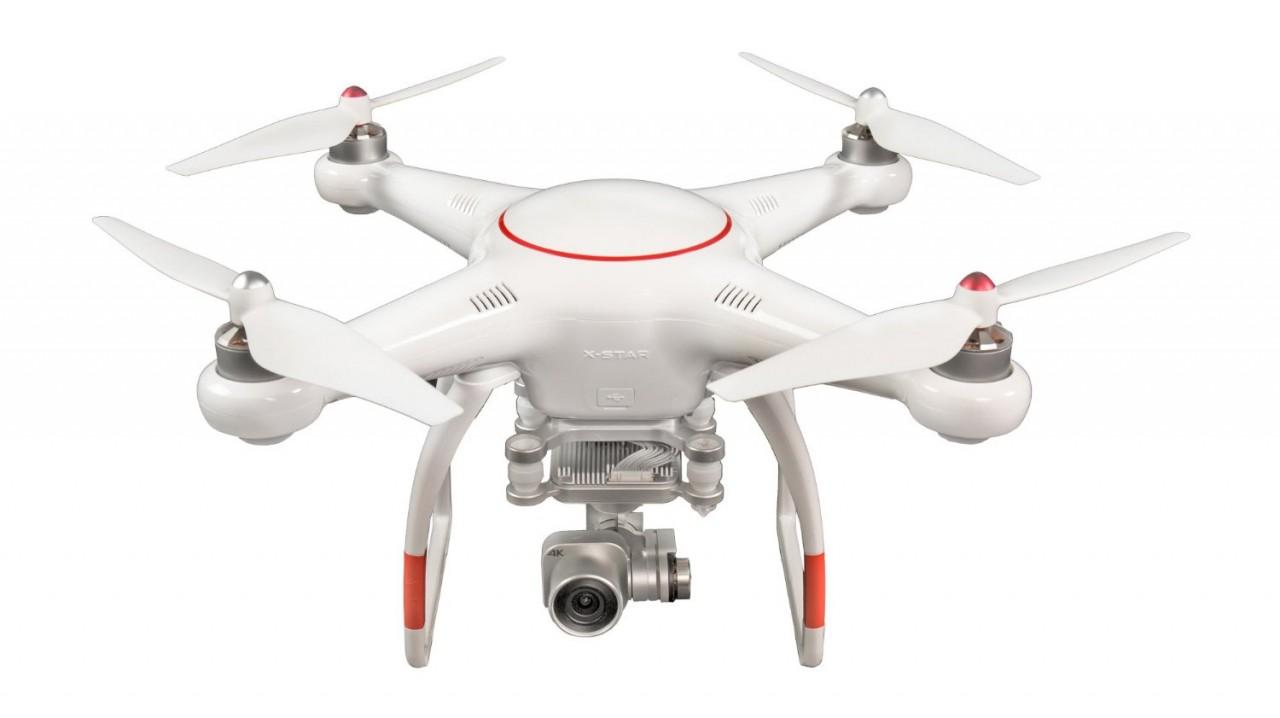 Autel Robotics X-Star Premium Drone with 4K Camera, 1.2-mile HD Live View & Hard Case