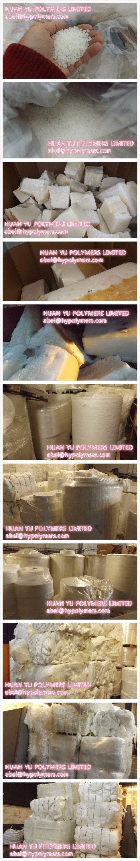 PLA rolls , offcut, films and pallets