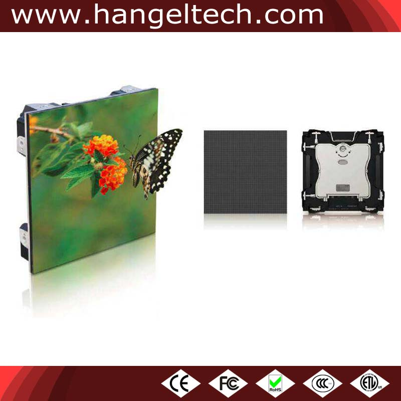 Buy P5mm Indoor Outdoor Waterproof Rental LED Video Wall for Ceremony - 640x640mm Cabinet