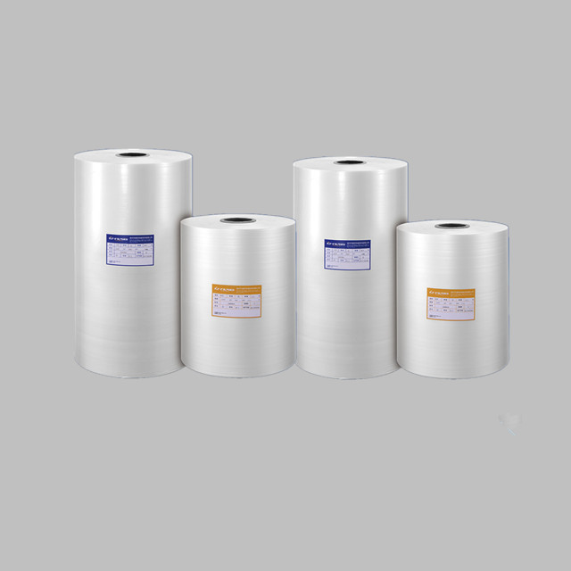 soft silage wap film bopp glossy thermal laminating film