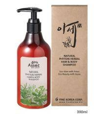 Assez Natural Phyton-Herbal Hair & Body Shampoo