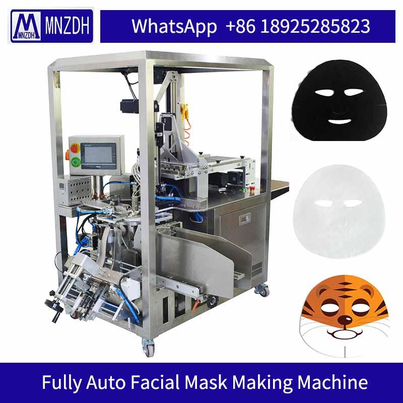 automatic face mask packing machine plastic bag sealing machine