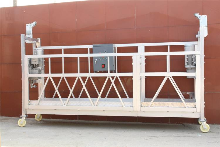 ZLP500 Platform Is For Temporary Applications /Swing Stage/Cradle/Gondola Window Cleaning