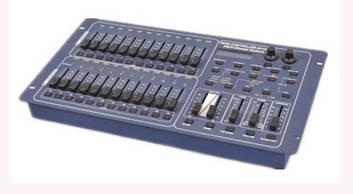 48ch DMX controller HL-8016A