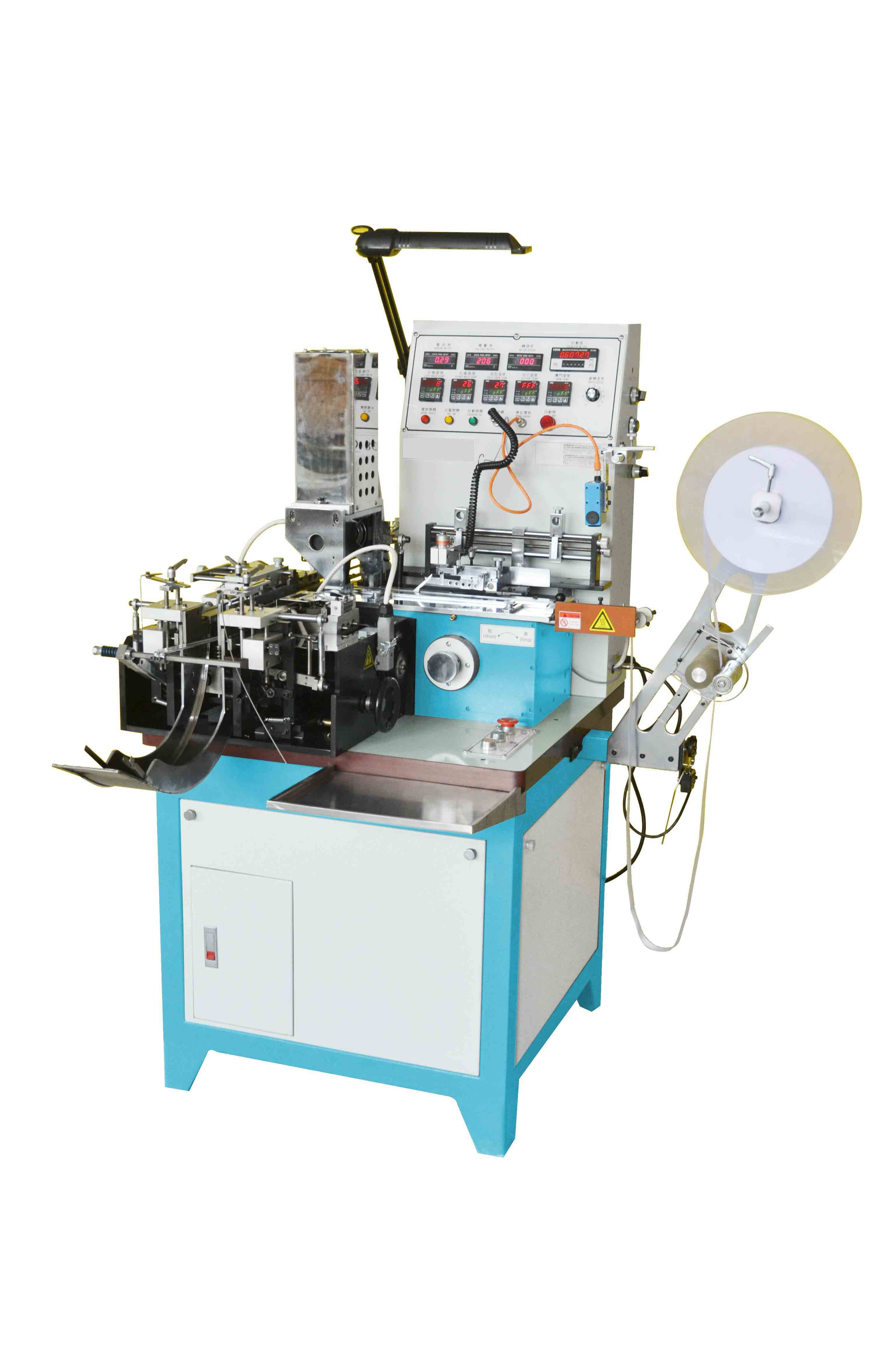 Ultransonic Multi-Function Label Cutting & Folding Machine (HY-338)