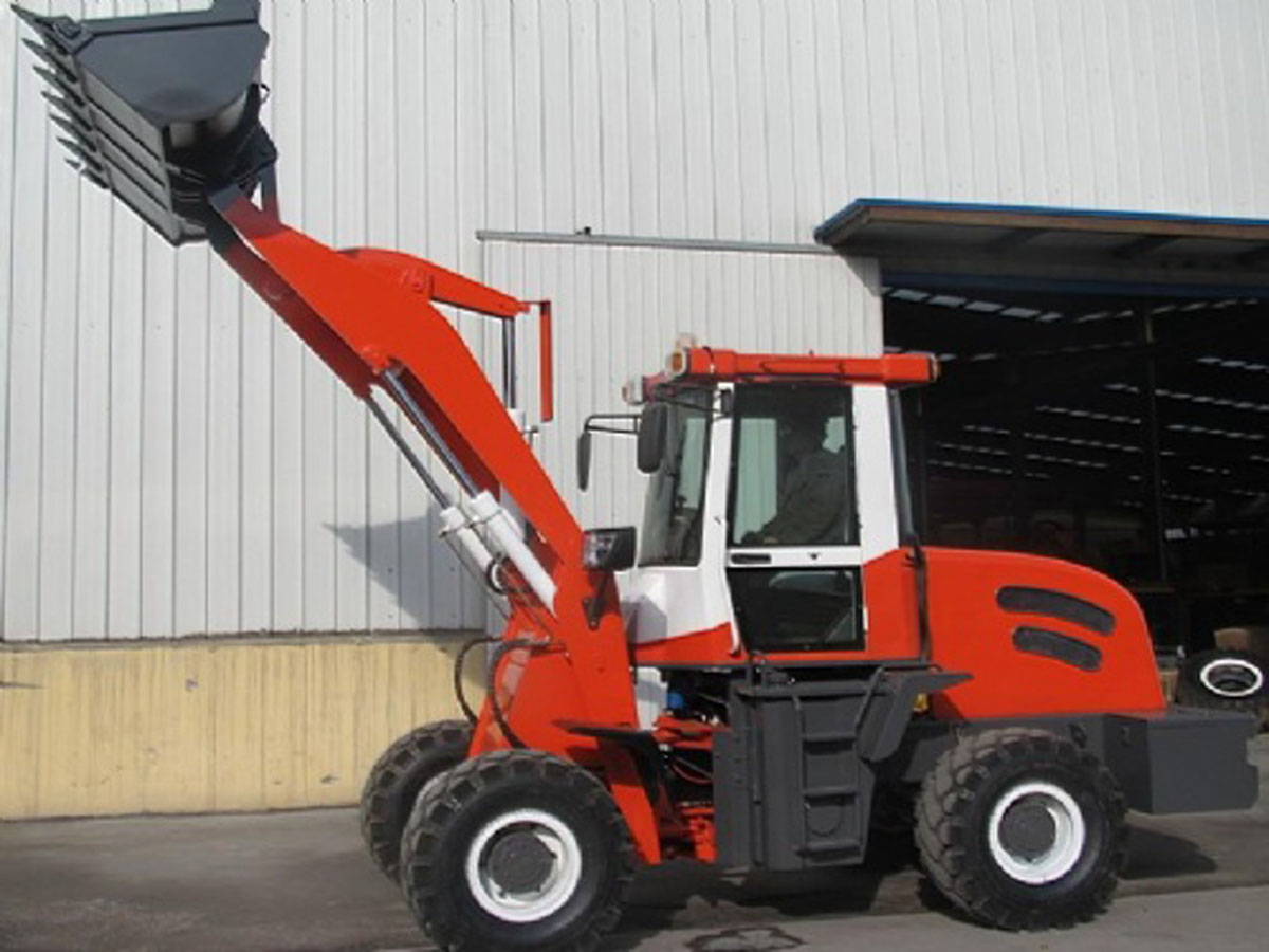 Cheap price good front wheel loader ZG953 for sale