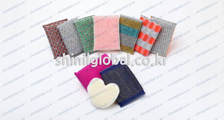 Fabric Kitchen Sponge
