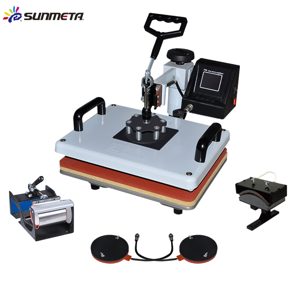 best t shirt printing machine heat press printing for sale