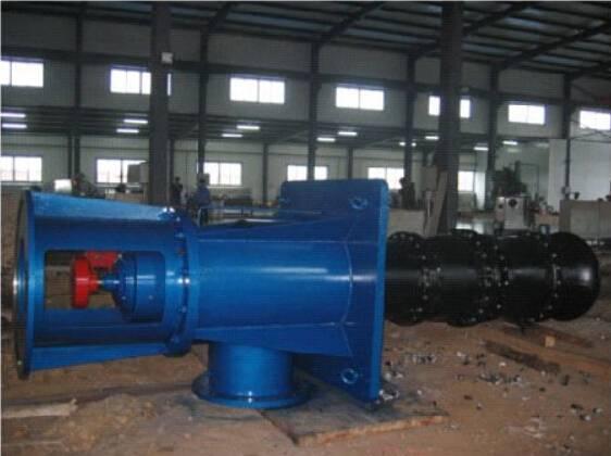 Floway vertical turbine pump API610 VS