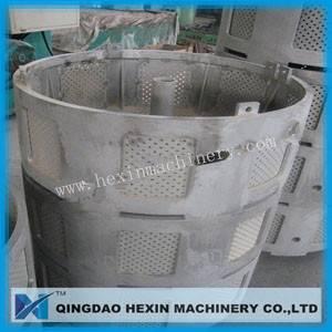 Heat treatment stackable baskets, heat resistant casting heat treatment stackable baskets