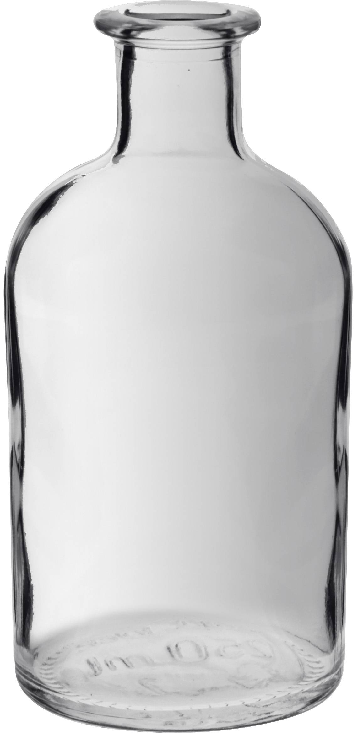 VECCHIA FARMACIA fancy glass bottle