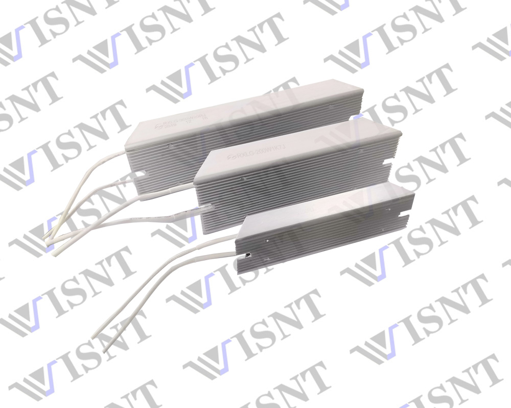 300W Aluminum-housed wire wound fixed power resistor