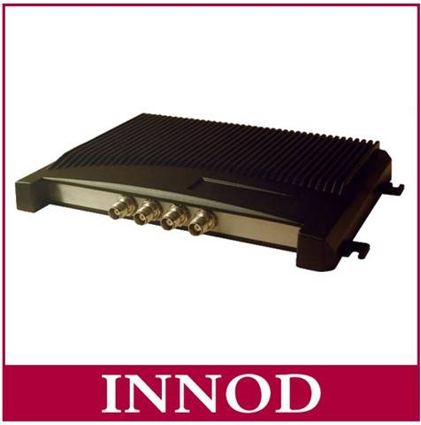 passive long range 4 ports impinj r2000 uhf rfid reader