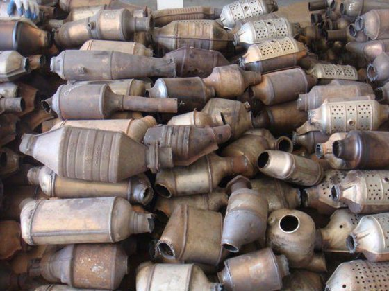 Catalytic Converters Scraps