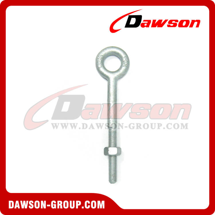 m12 G291 Forged Steel Regular Nut Eye Bolt