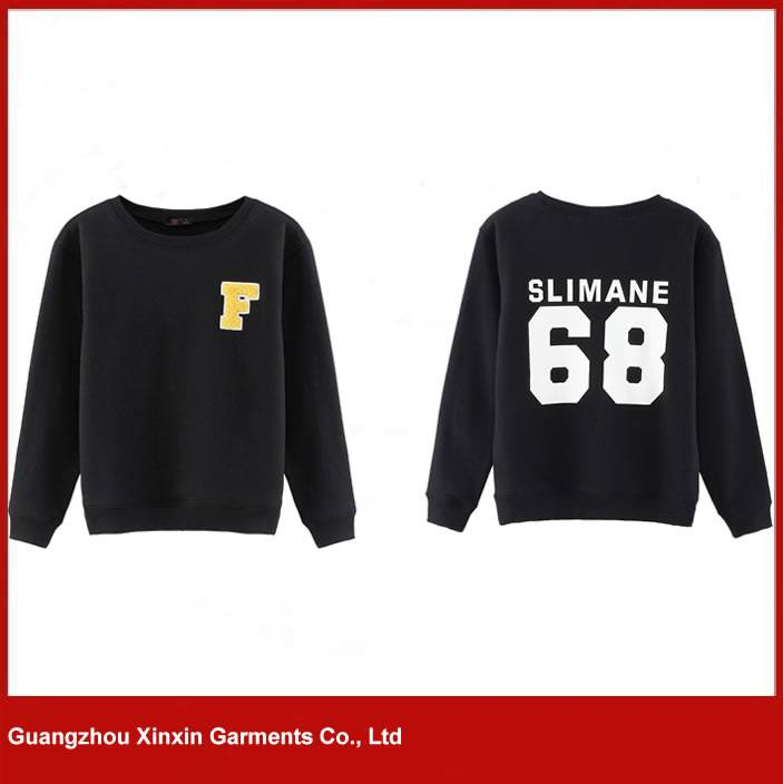 Cotton Polyester Fashion Sport Sweater Soft New Design Without Hat