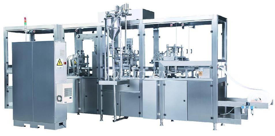 YSDXR-40000 Yogurt/Milk Cup Filling Machine