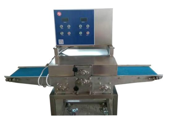 chicken slicer machine
