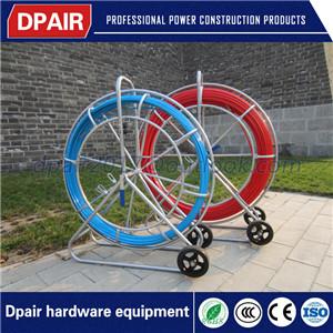 fiberglass push rod cable reel drum 2017 hot promotion