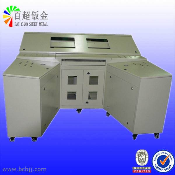 All Kinds of Custom Sheet Metal Equipment Shell Cover Made According to Clients' Drawings