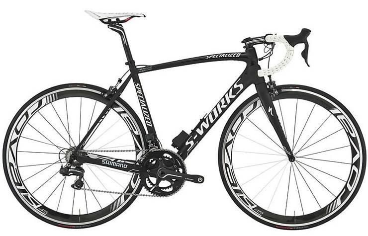 Specialized S-Works Tarmac SL4 Di2 2012 Bike