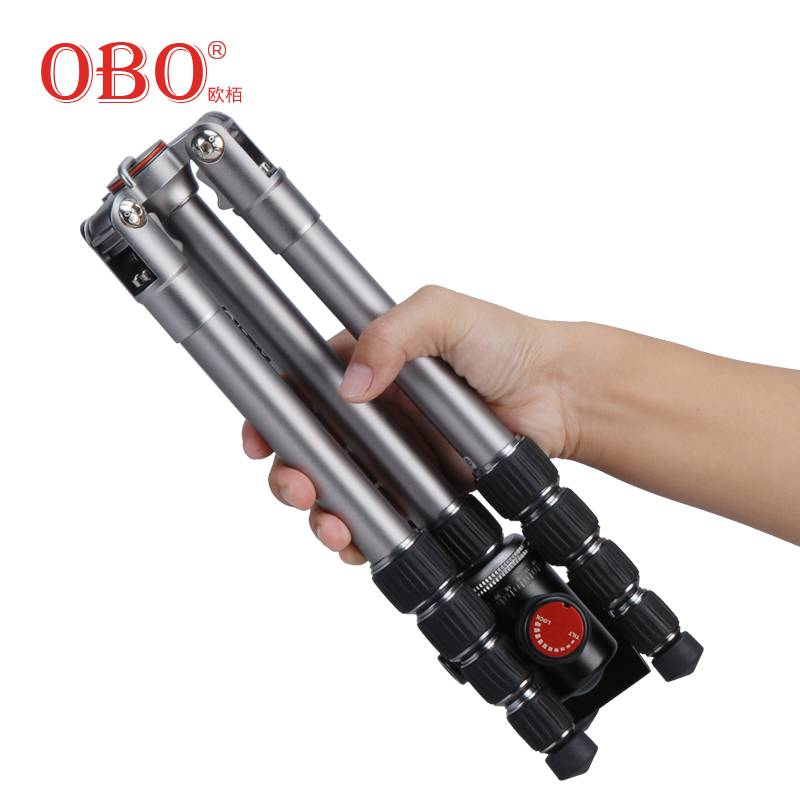OBO MINI225 aluminum magnesium alloy professional Tripod for DSLR Camera