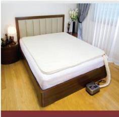 Heated Water Circulation Mat for Bed