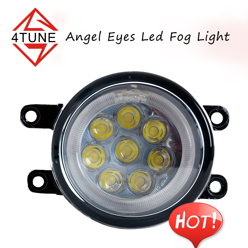 18W High Power LED Fog Lights Lamps for Toyota RAV4 Led fog lamp