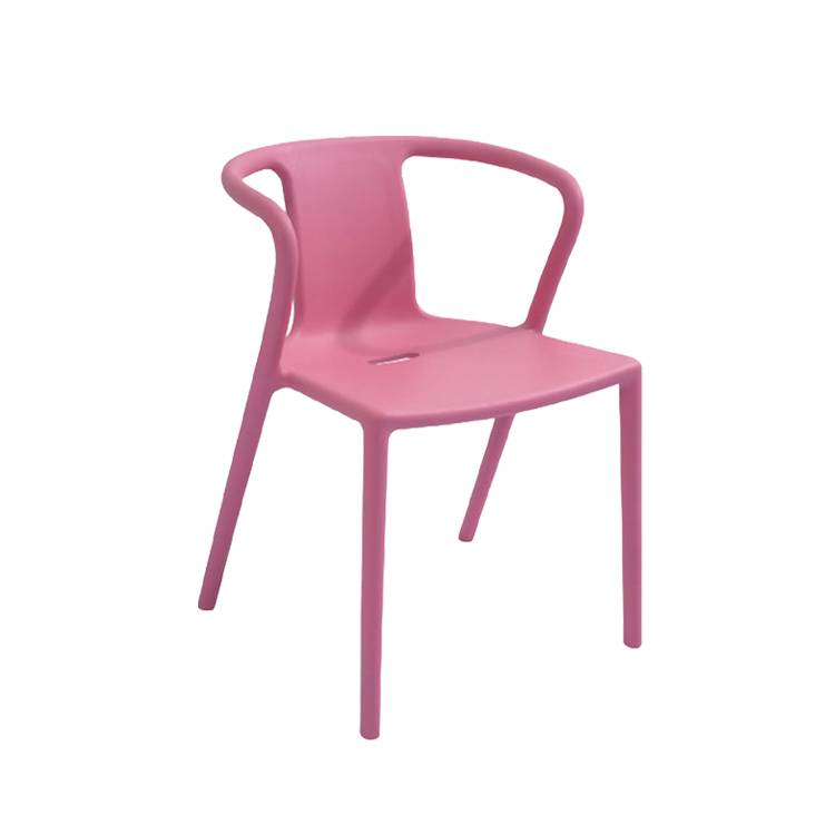 Simple Modern Cafe Restaurant Furniture Plastic Chair