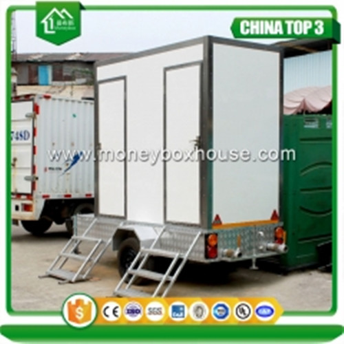 Portable Toilet- Trailer Toilet