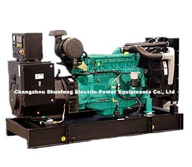 VOLVO generating set SV56-SV500 / Diesel generator