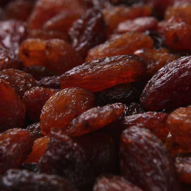red raisin