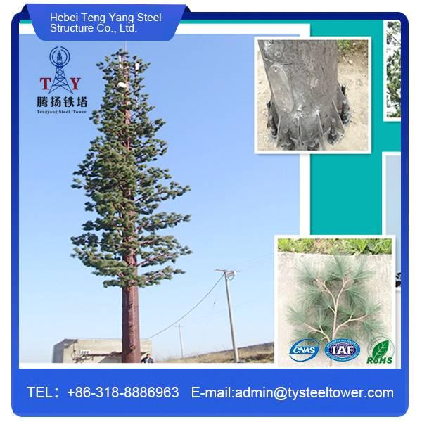 pine tree tower