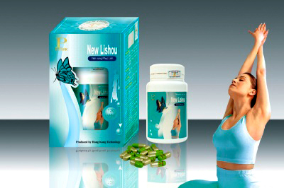 Natural Plant Essence LS Weight Loss Slimming Diet Capsule
