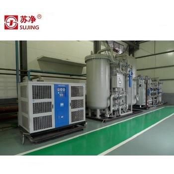 PSA Nitrogen Generator with N2 flow 200Nm3/h, Purity 99.999%