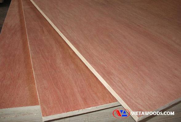 Plywood cored wucalyotus