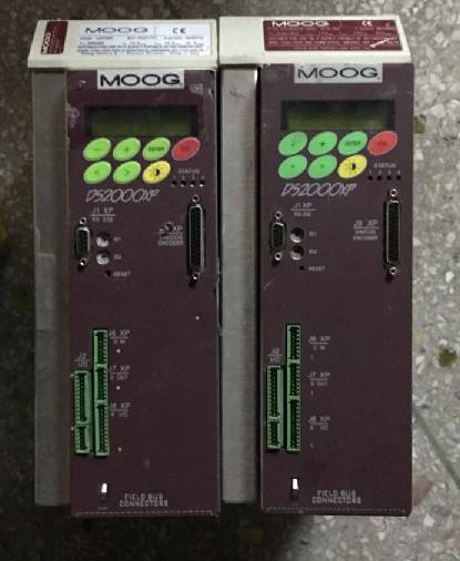 MOOG DS2000XP  servo drive good condition