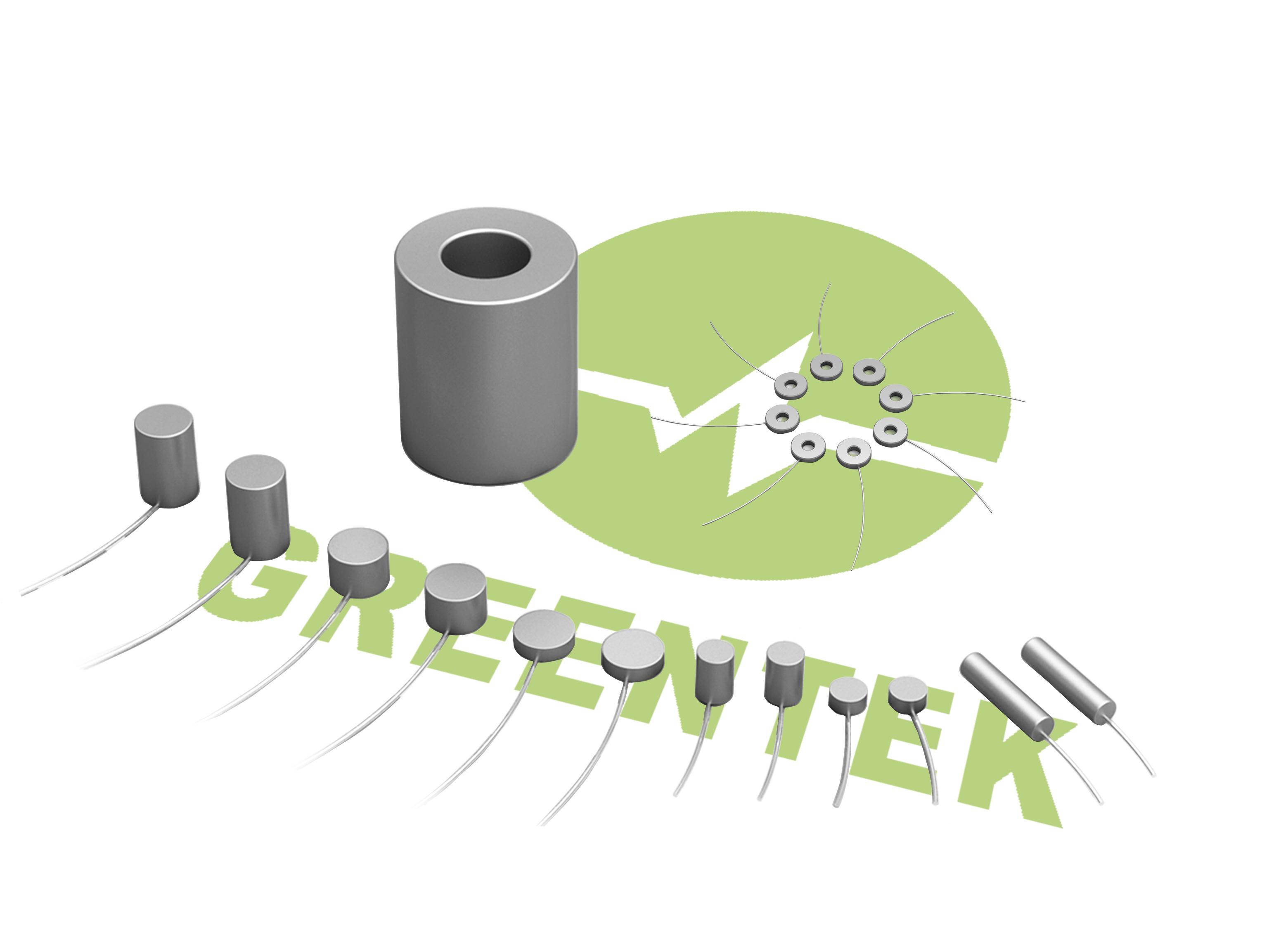 Pellet & Disc Sintered Ag-AgCl electrode sensor