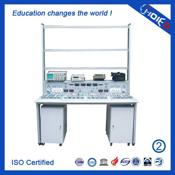 Electronic Process Technology Trainer,vocation educational training kits,electronics technology equi