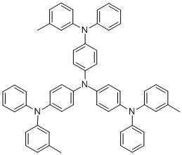 4,4',4''-Tris(N-3-methylphenyl-N-phenylamino)triphenylamine