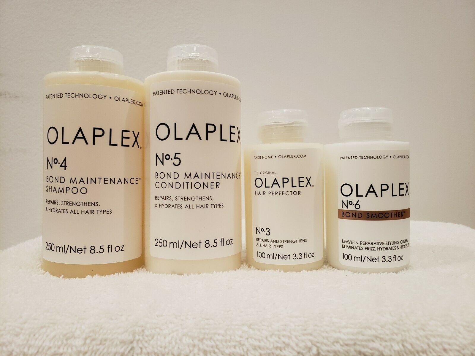 Olaplex Full Set ( no3, no4, no5, no6, ) Sealed Authentic