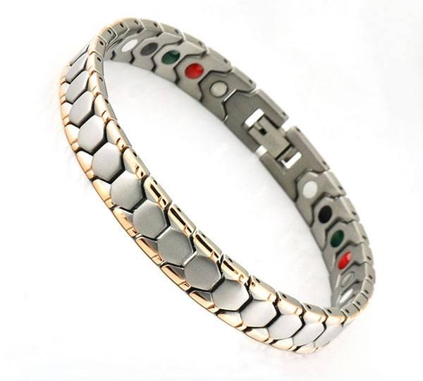 Blood Pressure Health Power Benefit Bio Magnetic Bracelet