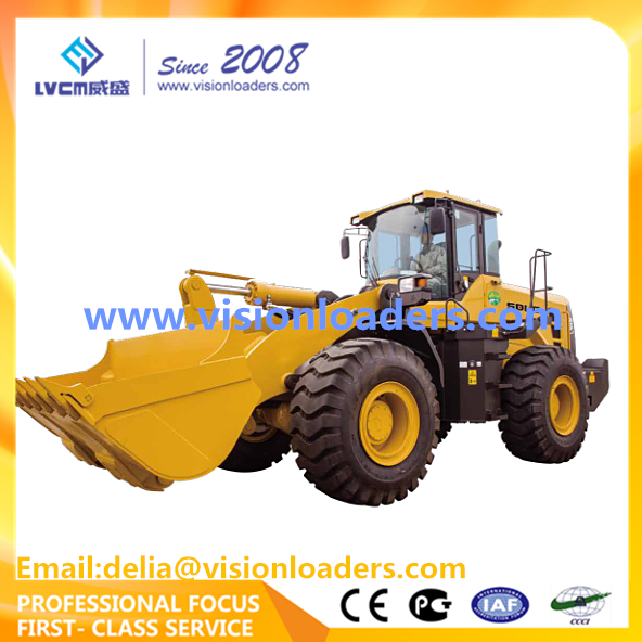 SDLG 3T L933 Wheel loader LG933L Shovel loader for sale
